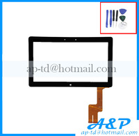 Tablet PC Touch Screen Panel Digitizer For ASUS VivoTab TF810 TF810C Glass Sensor Replacement Repairing Parts Free Shipping+Tool