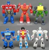 Transformation Hero Mashers Jetfire Rodimus Soundwave Optimus Prime Figure Loose figure