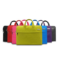 BA002 Mens Womens Nylon Notebook Messager Bag 14 inch 15 inch Laptop Bag for laptop
