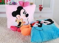 kids child cartoon cushion girls classical cartoon back cushion boys Mickey sofa pillow children's three-dimensional cushion
