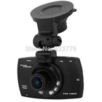 "Hot Sale Car Camera Recorder 1080P Full HD Car DVR Car Cam with 2.7"" LCD 5.0M Pixel G-sensor LED Night Vision Car Video Recorder"