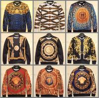New Harajuku Lovers Sweatshirts Men Women Iswag 3D Printed Long Sleeve O Neck Pullover Hoodie Myth Religion Medusa Sweatshirts