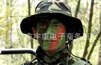3pcs/lot Spot wholesale facial camouflage face paint fans dedicated oil color oil outdoor cs camouflage