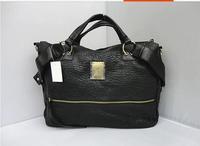 2014 High quality Kardashian Kollection plaid rivet women handbag ; women's kk fashion shoulder messenger bag ;