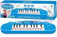 boys Musical toy for kids Frozen girl Cartoon electronic organ toy keyboard