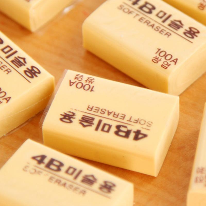 9112 [ Special] Pai excellent eraser South Korea South Korea 100A feel comfortable Hwarang Eraser(China (Mainland))