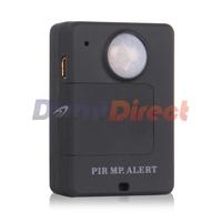 New Arrival PIR MP.Alert A9 Infrared GSM Alert Sensor Alarm Anti-theft Motion Detection Personal home alarm EU plug Black color