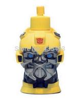 Transformers bumblebee modelling Stainless steel vacuum kettle drink cup