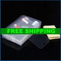 Clear Screen Protector Screen Film Guard without Retail Packaging for iPhone 6 6G 5 5G 5S 5C 4S 4G S3 S4 i9500 S5 Note3 N9000