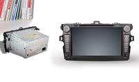 7 Inch Toyo Old Corolla New Bora Cars DVD Navigation GPS Integrated Machine Send Camera 033