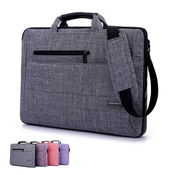 """Прохладный лучший новый оксфорд для ноутбука сумка для Macbook Pro Lenovo Dell 14 """" 15 """" ноутбук слинг чехол сумка Ultrabook сумка"""