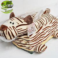 """Paper handkerchief case 12"""" NICI plush toys 14 styles stuffed animal soft doll high quality home decoration free shippiing"""