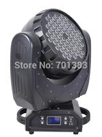 BY- M20: LED 72*3w RGBW  Wash Moving Head