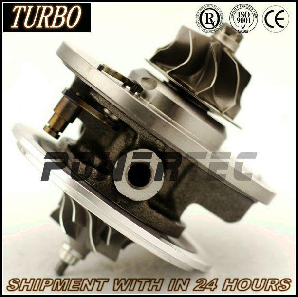 Powertec Garrett turbo cartridge /turbo core A3 1.9 TDIGT1749V 713673 turbo turbocharger cartridge chra for Audi(China (Mainland))