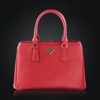 Hot! 2014 New Genuine Leather Women Handbag Fashion Lichee Pattern Shoulder Bags Joker Women Messenger Bags Trendy Bolsas Totes