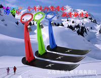 Snow Tube Snow scooter ,Sledge ,  scooter for kids,Sleds ,Skiing Tube , skiing board Christmas