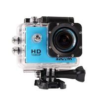Free shipping Action Camera Diving 30M Waterproof Sport DVR 1080P Full HD SJCAM SJ4000 Helmet Camera Sport Cameras Gopro Hero