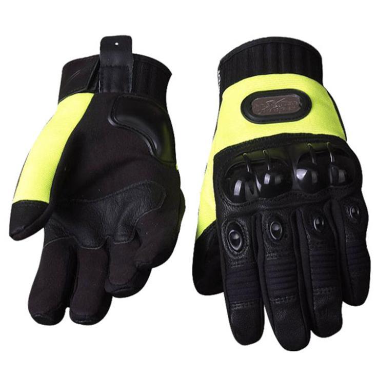 Wholesale New 2016 PRO-BIKER Breathable Motocross Moto Gloves motorcycle Off Road race ride gloves Full Fi ...
