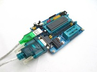 2pcs/lot 51 MCU mini Development Study board For 8051 89C51 89S51 89s52 module