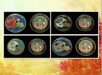 Newest design!!New England Patriots football league challenge coin souvenir coin.Mix4 order 200pcs/lot