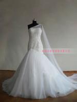 A new advanced custom wedding word shoulder mop yarn Qi grid beaded bride wedding flowers