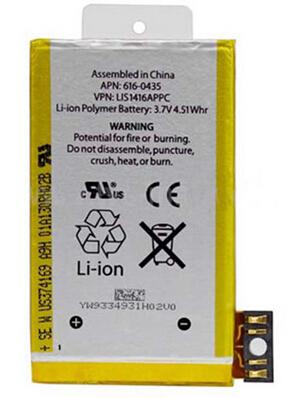 bateria battery for iphone 3gs replacement mobiltelefon baterie batteri batterij 1220mah cellular parts rechargeable battery(China (Mainland))