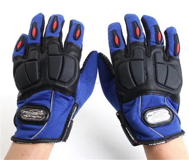 Hot Sale PRO-BIKER Motorbike Off-road Racing Riding Luvas Motocross Sports Full Finger Motorcycl ...