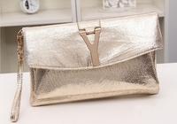 New 2014 women messenger bag PU leather cross body bag brand designer Y letter elephant print clutches for girls shoulder bag