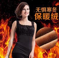 2 PCS 2014 Exclusive Design Women's Winter super soft warm vest warm Body Sculpting Slimming Underwear Size L-XL-XXL L838