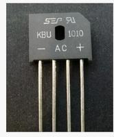 20PCS/lot  wholesale top quality bridge rectifier KBU1010 KBU-1010 10A 1000v diode bridge