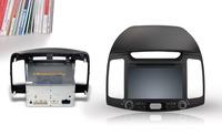Free Shipping 7 Inch Hyundai New Elantra Cars Dedicated DVD GPS Navigation Integrated Machine Send CCD Camera 075