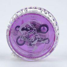 intermitente yoyo resplandor de luz led flash partido colorido yo-yo juguetes para los niños envío regalo fmhm413#s5(China (Mainland))