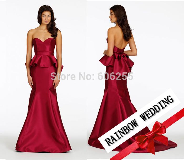 Платье для подружки невесты Bridesmaid dresses vestidos vestido A14016