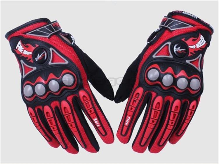 Wholesale New PRO-BIKER Moto Guantes Luvas Motorcycle Microfiber skinning Gloves Off Road Motocross Motorb ...