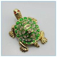 Diamond  tortoise shape jewelry box wholesale custom design children jewelry boxes SCJ210-5