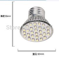 30pcs E27/ GU10/ MR16 LED Light 220V LED Spot lighting  3528 SMD 30 LEDs Bulb Lamp Light Spotlight EMS/DHL Free Shipping