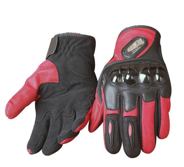 Wholesale new 2016 PRO-BIKER motorbike motocross gloves motorcycle cycling bike racing microfiber gloves l ...