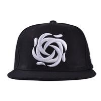 Korean version of the EXO hat  exo totem flat brimmed hat  Hip-hop hat