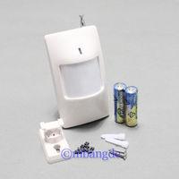 433MHz/315MHz Wireless Pet-immunity PIR Motion Sensor for Home Alarm System