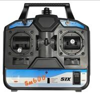 RC Simulator SM600  Flysky FS 6CH SM600 Simulator Phoenix RC G3.5 G4 Reflex XTR FMS For 3D Helicopter Airplane Gilder Fix-wing