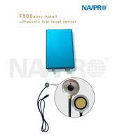 F500 oil milk fuel level sensor