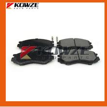 Front Wheel Brake Pads brake rubber block For Mitsubishi Pajero Montero Shogun 2 II L300 L400