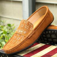 2014 Free shipping brand men loafers slip on men platform sneakers huarache espadrilles men flat driver shoes casual men