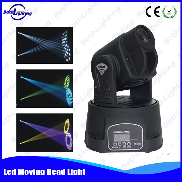 American Dj led head light cleaner(China (Mainland))