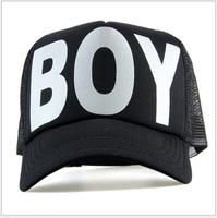 Couple the new hip-hop star summer hat  Truck mesh cap  Baseball cap visor-041