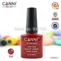 Free Shipping 12pcs/set base+top+10 colour UV Gel 206 Colors Optional UV Gel Nail Polish Long-lastting UV Gel Nails