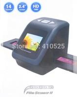 14 Mega CMOS Sensor 2.4 inch Screen Negative Film Scanner Film Scanner II #424CHD1 5 pcs