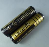 Brand Ultrafire BRC 18650 Battery 3.7V 4000 mAh Lithium li-ion Flashlight Torch Batteries18650 Rechargeable Battery (4pcs/lot)