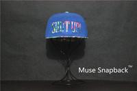 Muse 100% cotton shut up latter fashion hip-hop style  skateboy snapback  Made in korea good quality