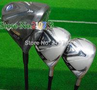 New Golf Clubs set MI-ZUNO JPX 825 Golf Wood set.1 3 5/3pcs Club Golf graphite shaft  With Golf headcover Free Shipping